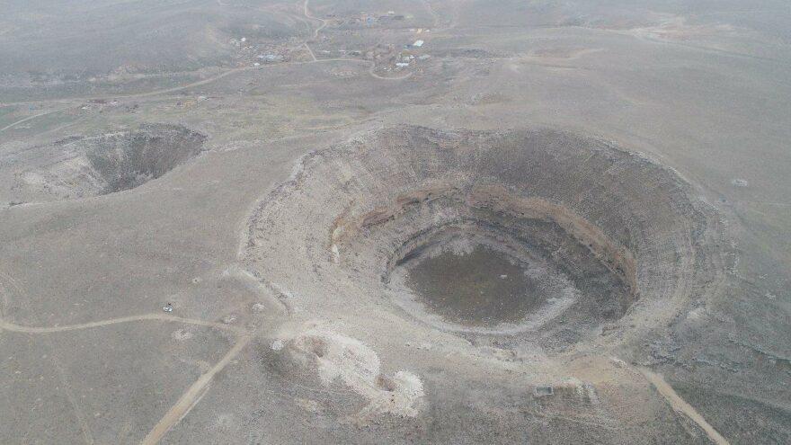Ay yüzeyi değil Konya: Sayısı 600'ü geçti
