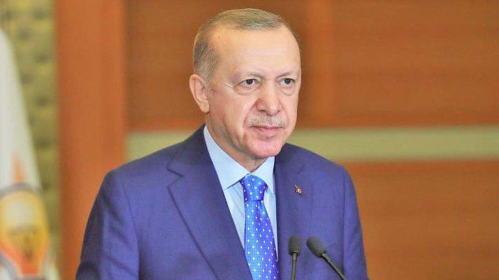 Erdoğan: Merkel'e 8 milyon öğrencimiz var deyince üff dedi