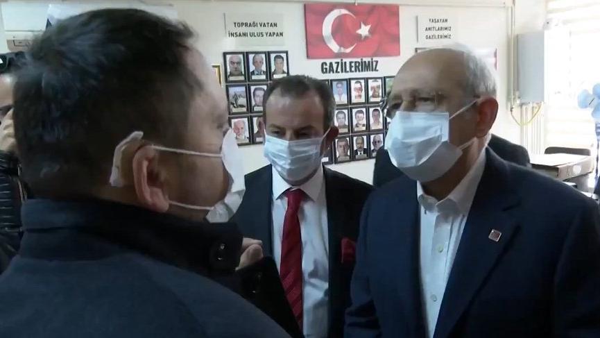 Gaziden Kılıçdaroğlu'na: Devlet işitme cihazı için bin TL veriyor, gerisini kendimiz ödüyoruz
