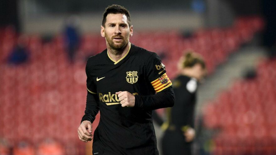 Messi'den dudak uçuklatan vergi rekoru! 120 bin İspanyol vatandaşına eşit…