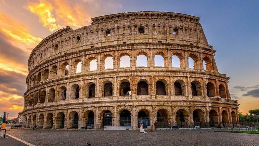 İtalya'daki Kolezyum'un bir benzeri Türkiye'de ortaya çıktı