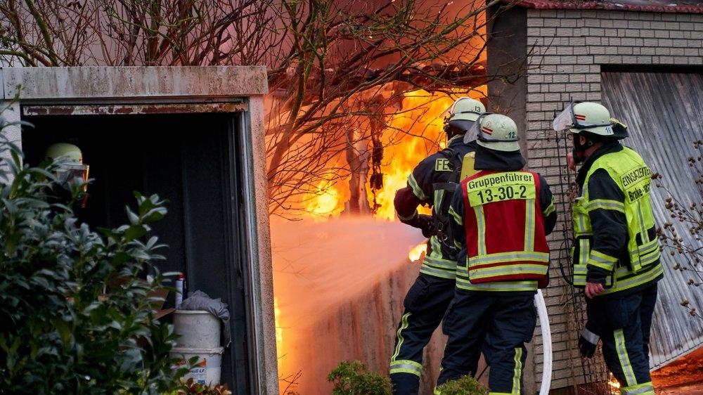 Almanya'da şüpheli yangın: Aynı aileden 5 kişi can verdi