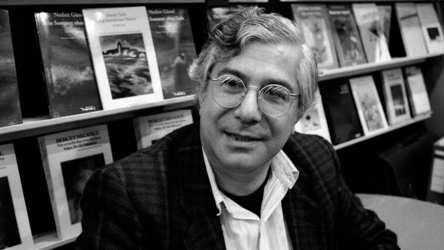 Yazar Demir Özlü hayatını kaybetti