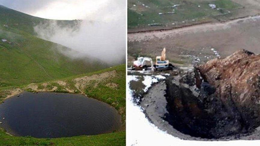 Dipsiz Göl'ün kurutulmasında Danıştay, valinin soruşturulmasına izin verdi