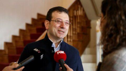 İmamoğlu'ndan Erdoğan'a 40 bin tablet yanıtı: Cumhurbaşkanı'nın hizmetlerimizi takibine müteşekkirim
