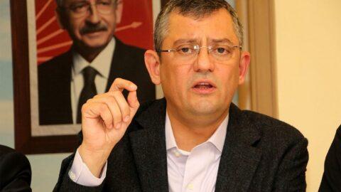 CHP'den AKP'li Özkan'a sert tepki