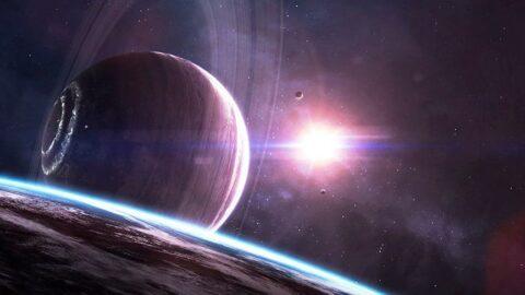 Satrün - Uranüs karesi