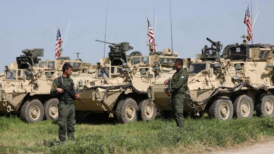 ABD, Suriye'deki kirli planını devreye soktu