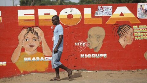 Bir ülkede daha Ebola salgını ilan edildi