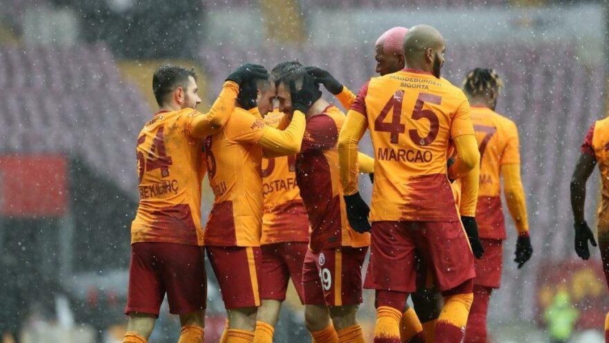 Galatasaray ve Mostafa'nın serisi devam ediyor