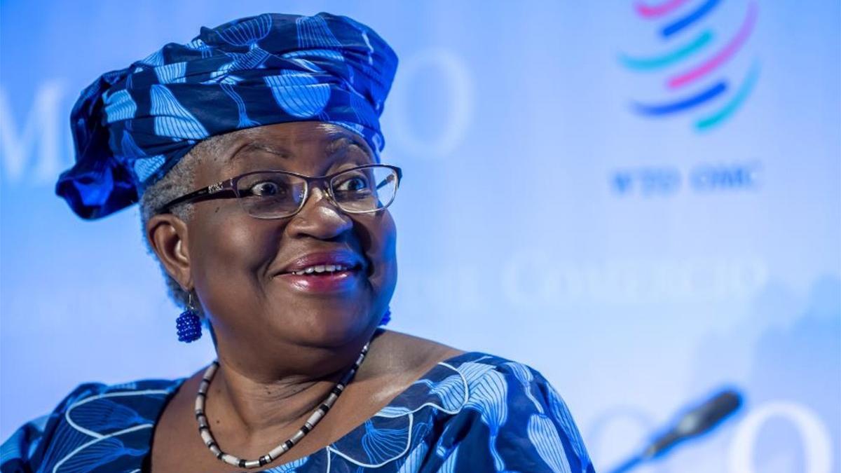 Nijeryalı Ekonomist Okonjo-Iweala, bir ilki gerçekleştirdi
