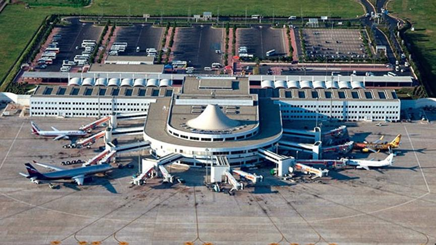 Beş havalimanında kira ertelemesi