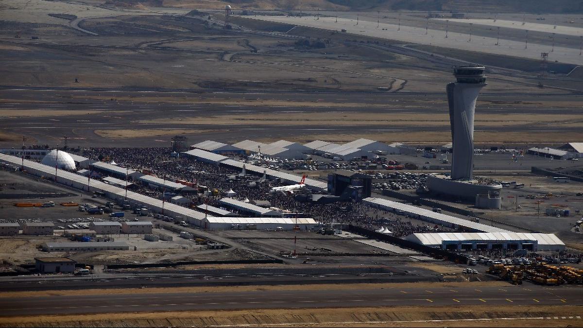 Bloomberg: İstanbul Havalimanı işletmecisi İGA kira erteleme istedi