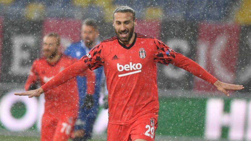 Cenk Tosun: 'Beşiktaş'ı şampiyon yapmaya geldim'