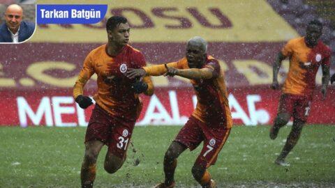 Galatasaray ara transferde strateji değiştirdi ve geleceğe yöneldi