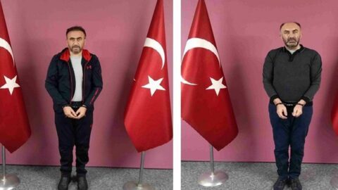 FETÖ'den aranan Gürbüz Sevilay ve Tamer Avcı MİT'in operasyonuyla Türkiye'ye getirildi