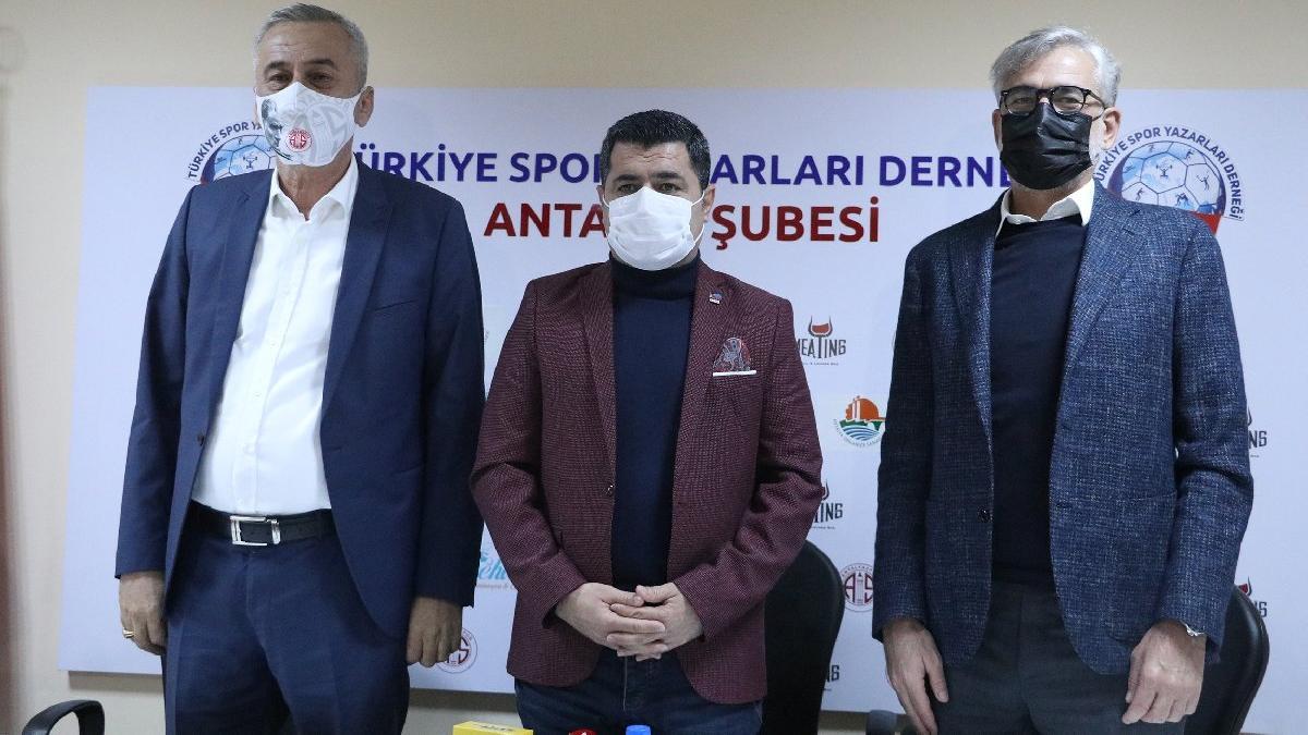 Antalyaspor'da seçime bir hafta kala başkan çıkmazı