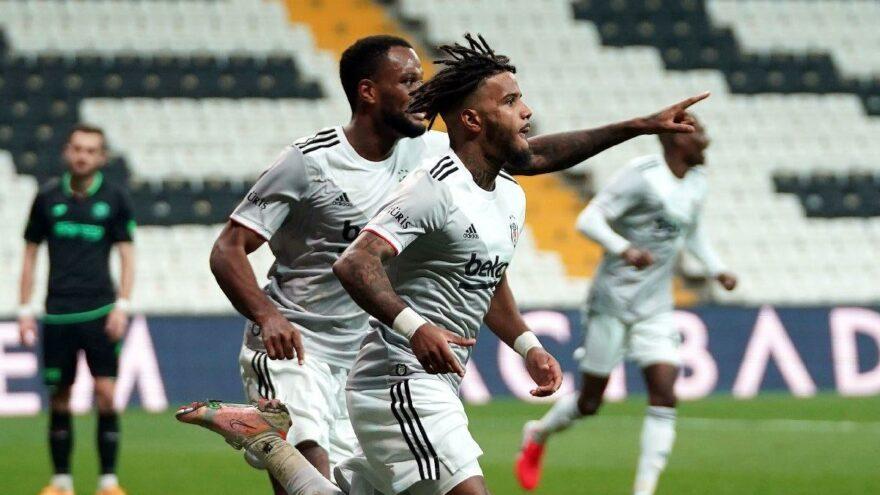 Beşiktaş'ta 53 golün 19'u farklı isimden geldi!