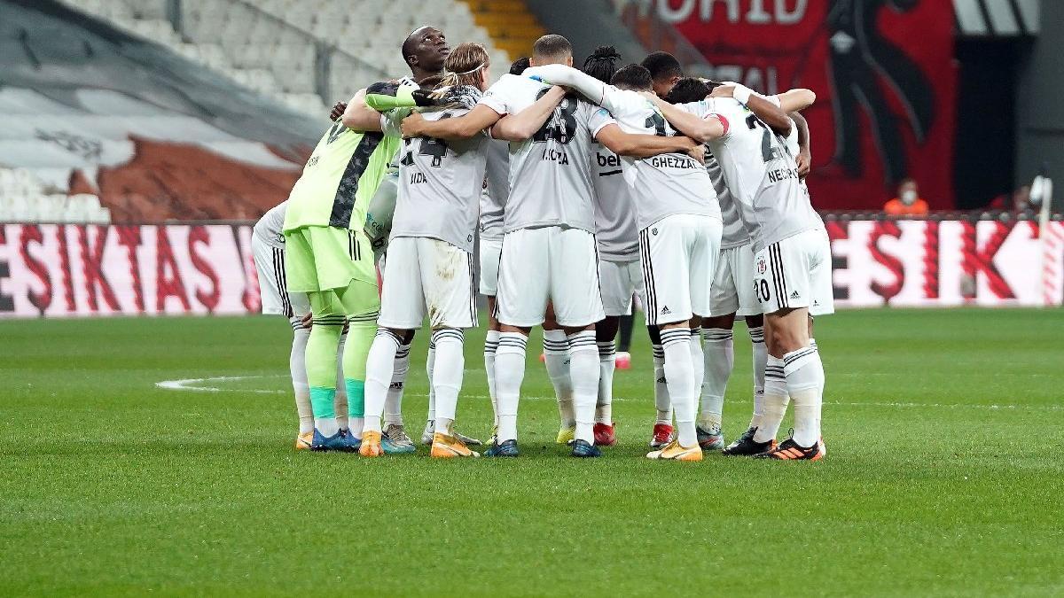 Savunma toparlandı, Beşiktaş zirveye ortak oldu