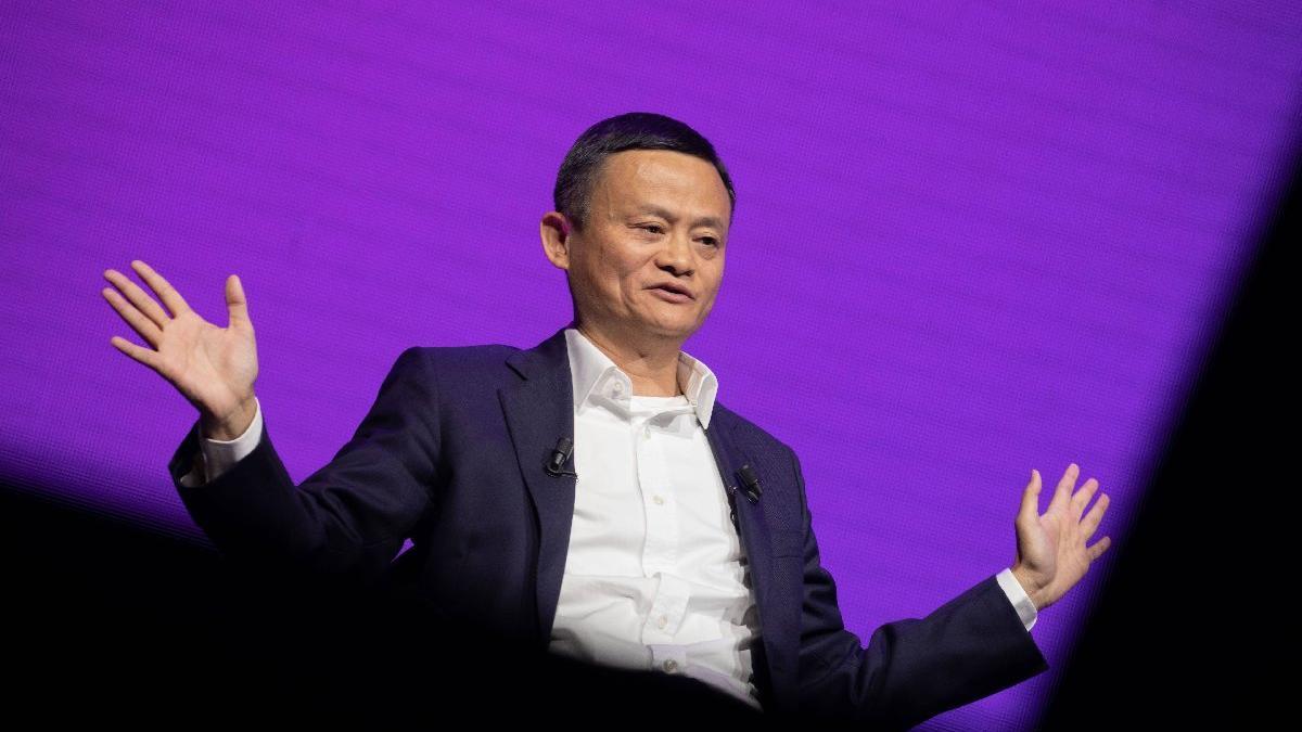 Jack Ma'nın kapısında kuyruk oldular