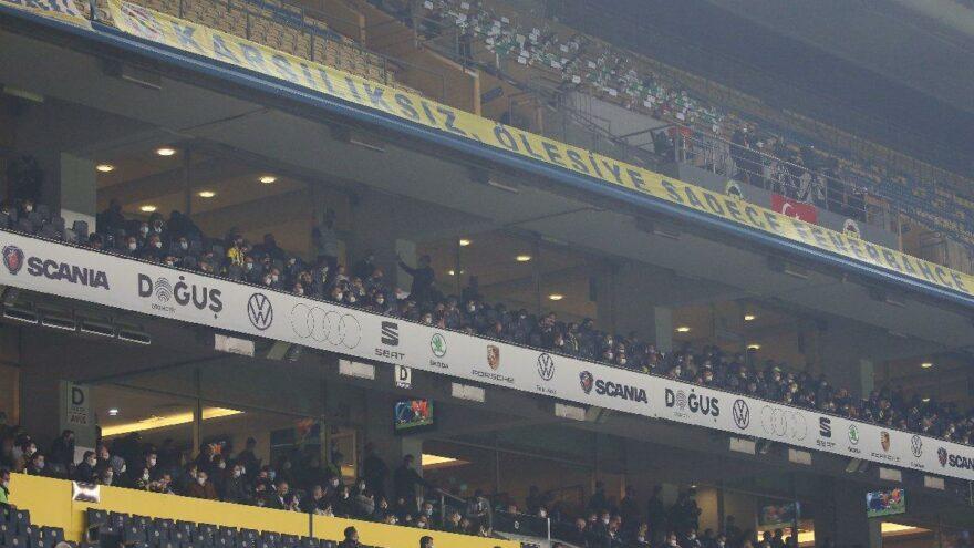 Fenerbahçe Galatasaray derbisi savcılığa taşındı