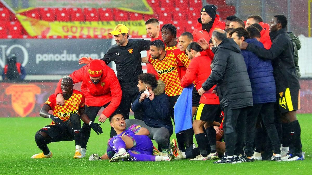 Göztepe'den Türk futbolunda milat olacak anlaşma!