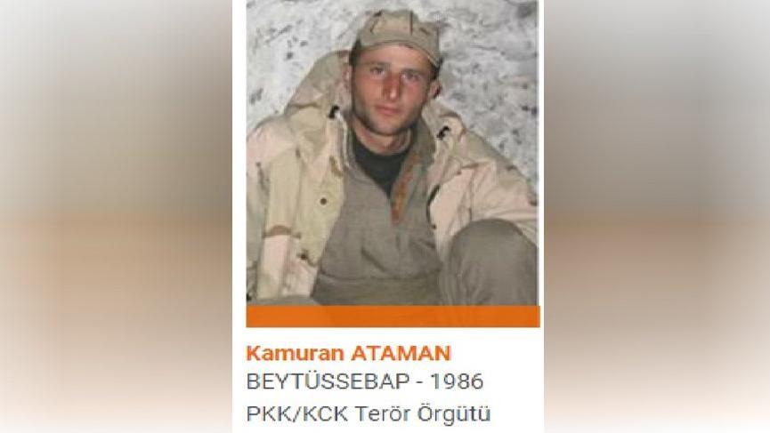 İşte 13 vatandaşımızı şehit eden terörist