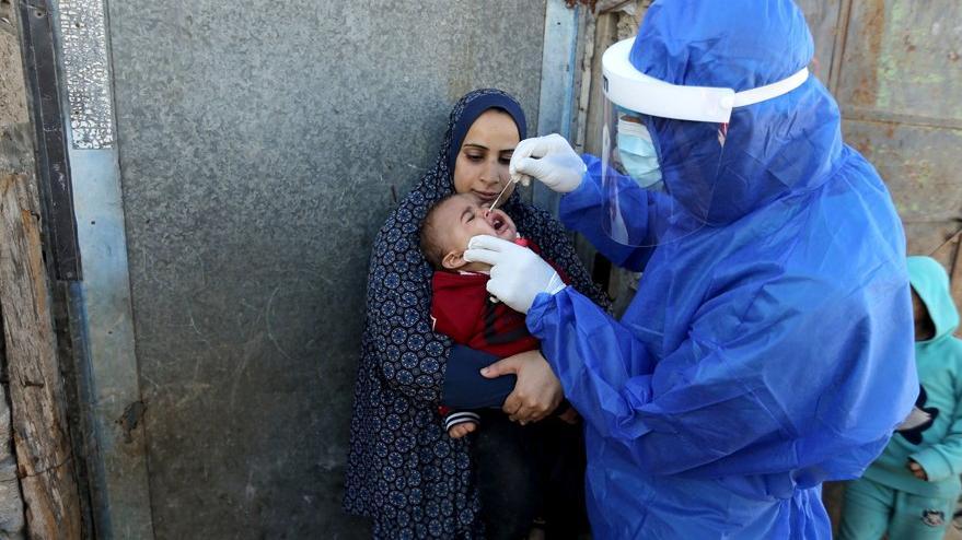 Bu bir insanlık suçudur: İsrail, Gazze'nin 20.000 corona aşısına el koydu