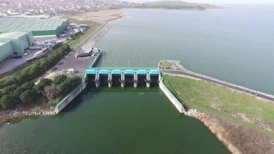 Baraj doluluk oranı kar yağışı ile yüzde 50'ye yaklaştı