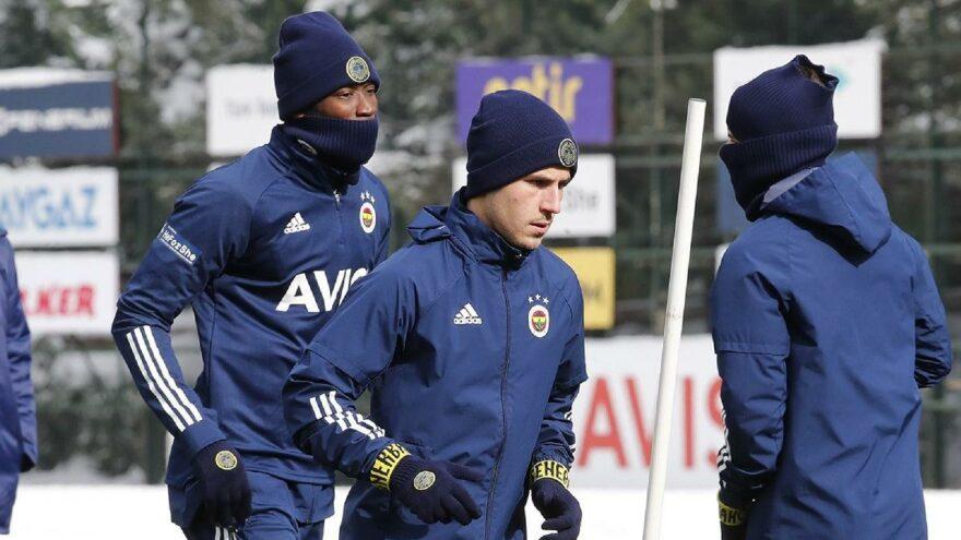 Fenerbahçe'de Pelkas sevinci
