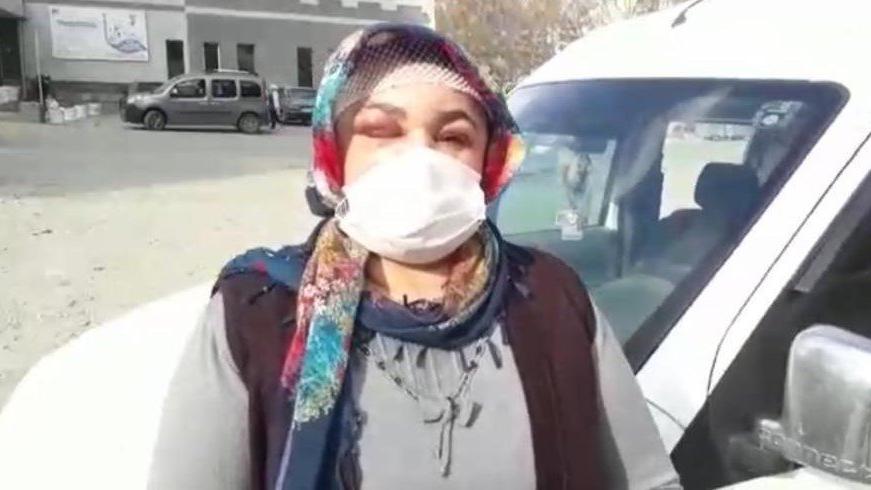 Miras yüzünden darp edilen kadın: Babam gibi öldürülmek istemiyorum