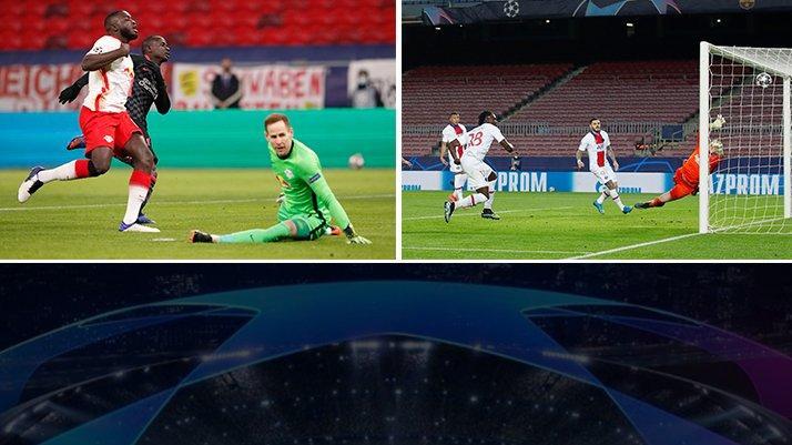 Şampiyonlar Ligi Son 16 Turu | Leipzig Liverpool Barcelona PSG Ozan Kabak