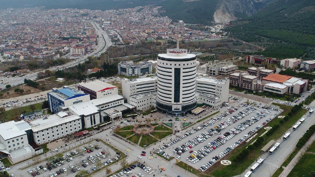 Denizli'de mutasyonlu corona hastası 4 kişi karantinaya alındı