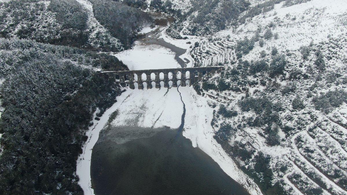İstanbul'da baraj doluluk oranlarını artırmak için yeni yöntem!