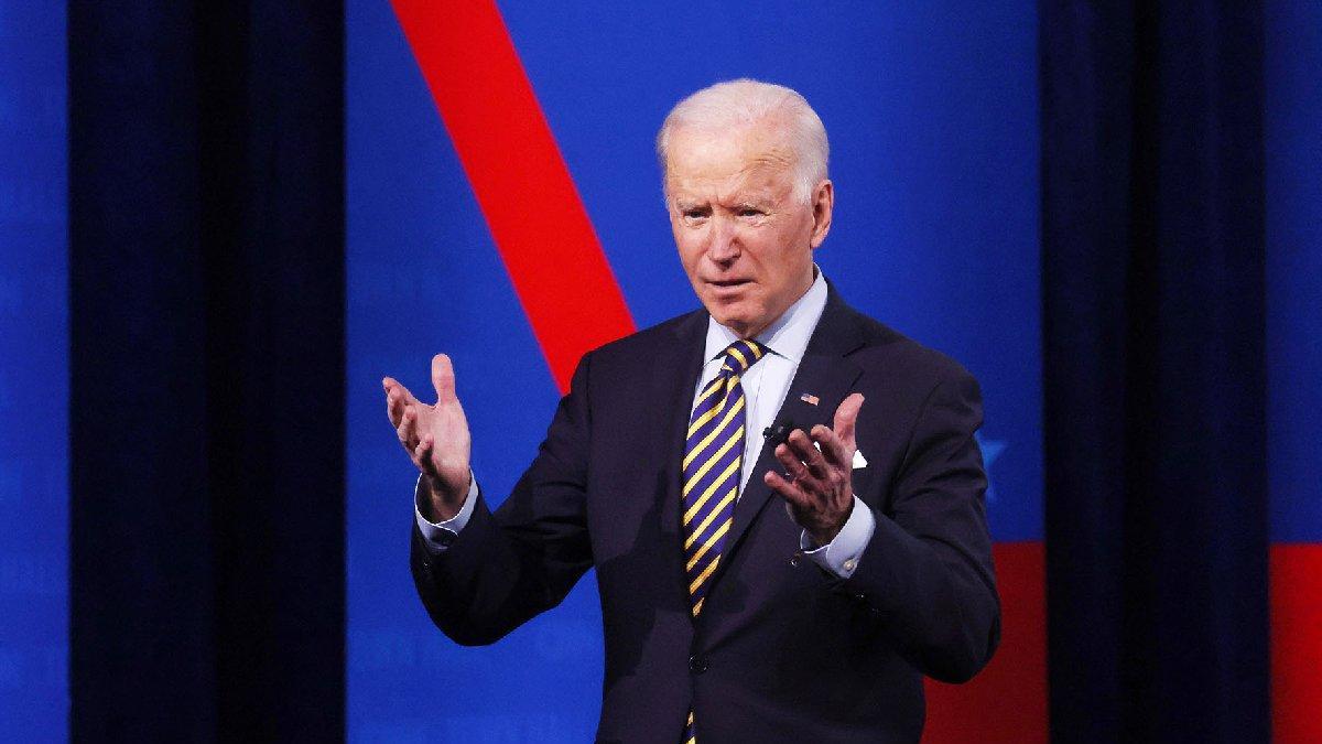 Biden isyan etti: Trump'ı konuşmaktan yoruldum