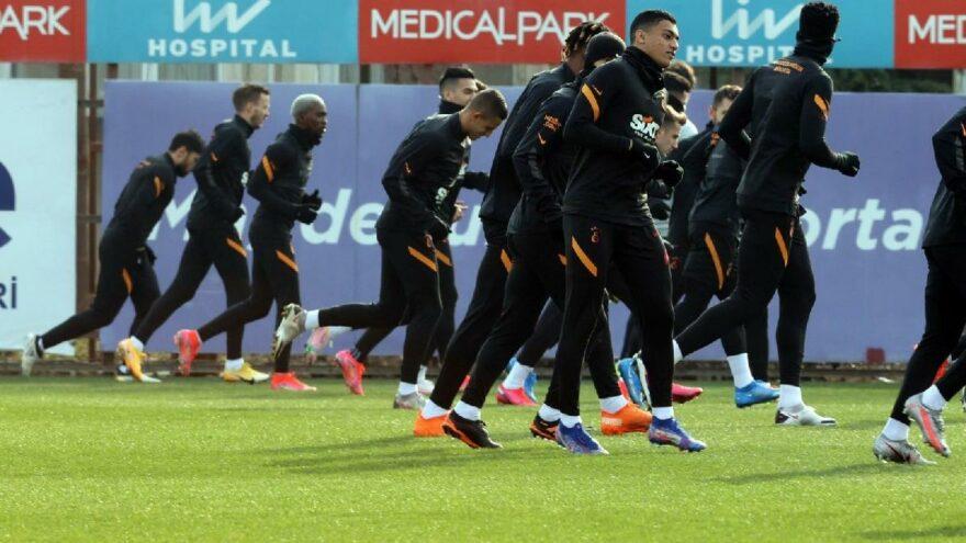 Galatasaray'ın Alanya kadrosu belli oldu… Falcao ve Feghouli…