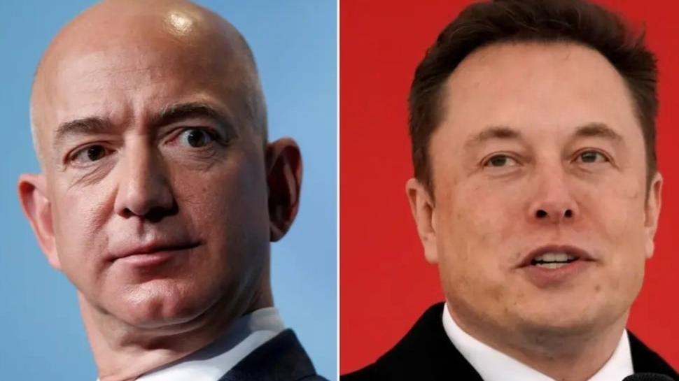 Elon Musk'ı geçen Bezos yeniden zirvede