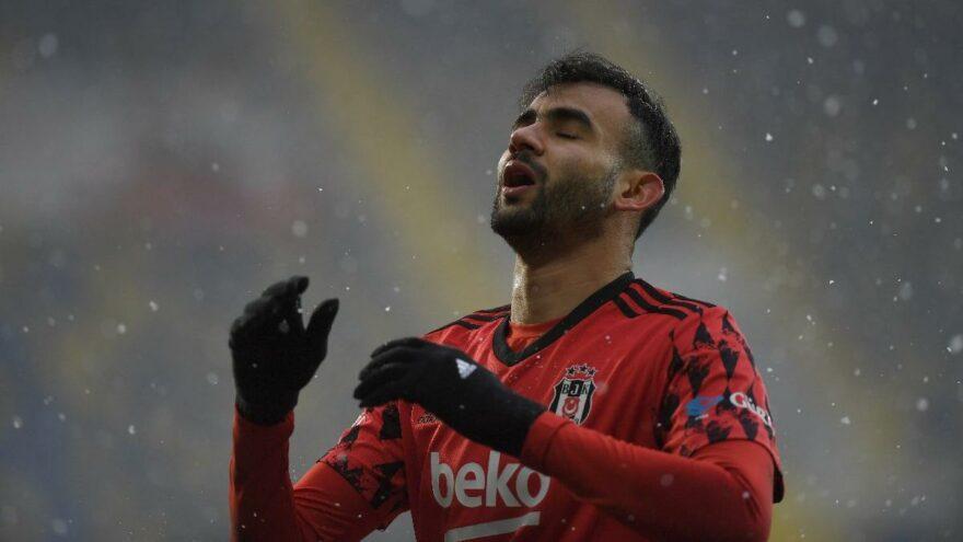 Beşiktaş'tan Rachid Ghezzal'ın sağlık durumuyla ilgili açıklama