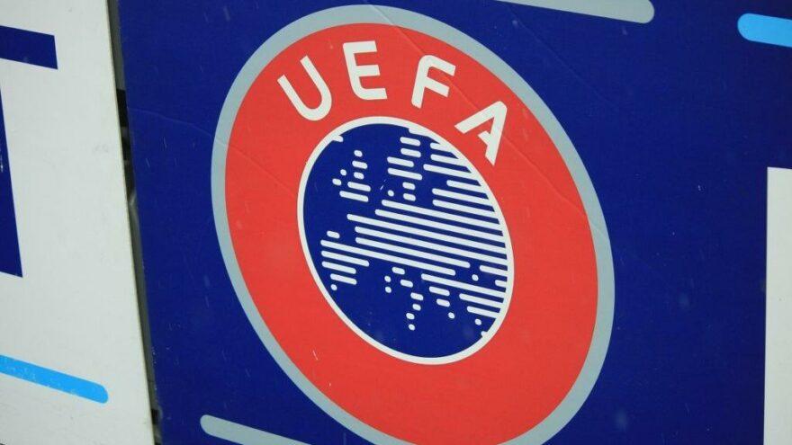 UEFA'dan corona nedeniyle iptal geldi!