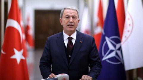 Bakan Akar'dan NATO toplantısında Gara operasyonu mesajı