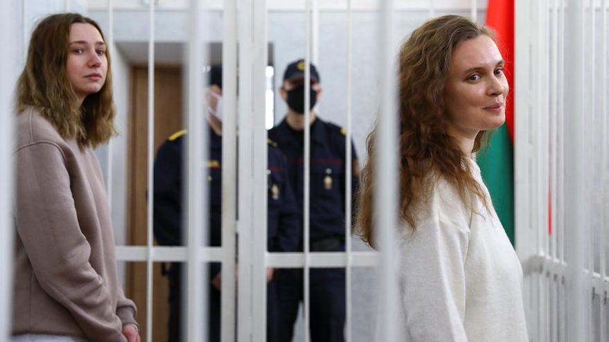 Göstericilerin fotoğrafını çeken gazetecilere 2 yıl hapis cezası