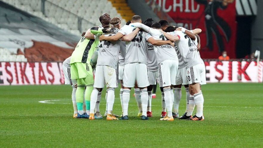 Beşiktaş İstanbul'da kalacak! 8 maçın 7'si…