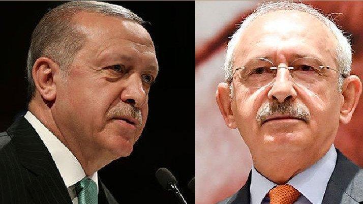 Kılıçdaroğlu'nun '5 paralık' davasına Erdoğan'dan 500 bin liralık karşı dava