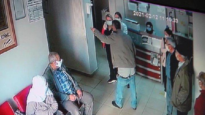 Diyarbakır'da çirkin saldırı: Pantolonunu indirdi, çalışanlara küfür etti