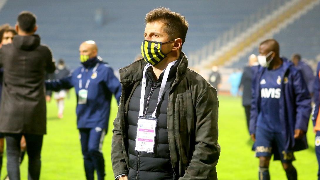 Emre Belözoğlu: Sezon başında Fenerbahçe odaklı algı yaptılar