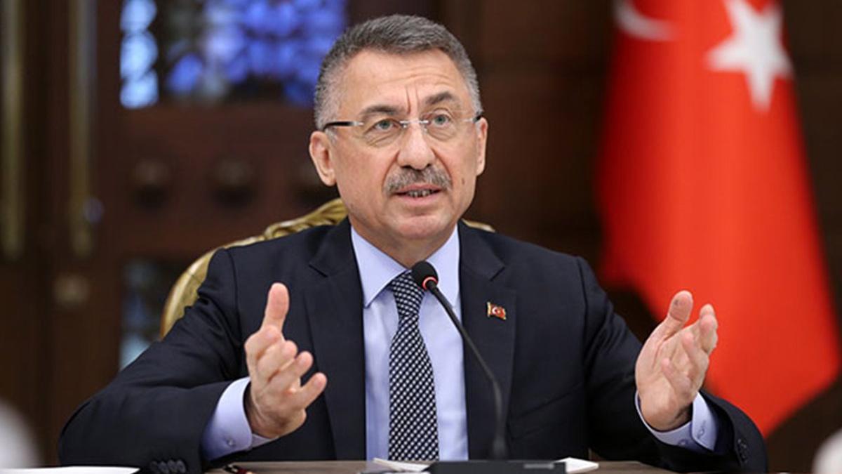 Cumhurbaşkanı Yardımcısı Oktay'dan Azerbaycan açıklaması