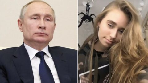 Putin'in 17 yaşındaki kızı olduğu iddia edilmişti: İlk kez konuştu
