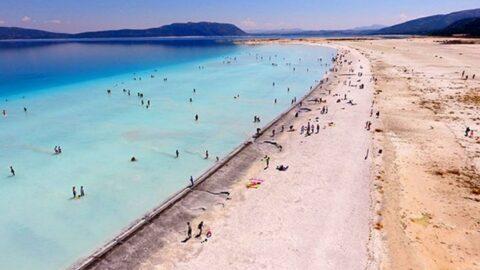 Bakan Kurum'dan Salda Gölü açıklaması: Merakla bekliyoruz