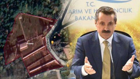 AKP'li eski bakan Faruk Çelik'in oğluna ait dağ evinin kaçak olduğu ortaya çıktı