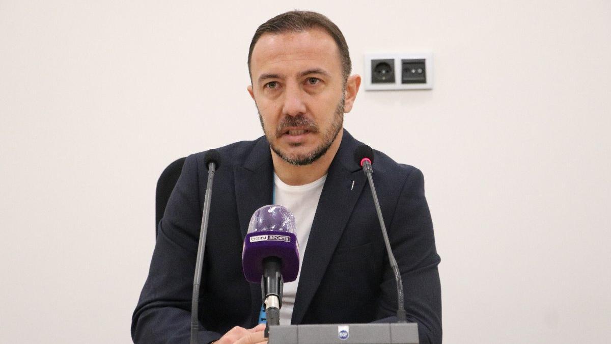 Adana Demirspor'da istifa... İkinci dönemi 68 gün sürdü